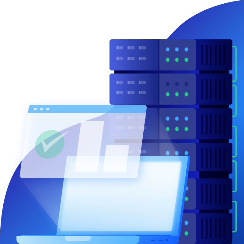 1X Hosting Illustration 01