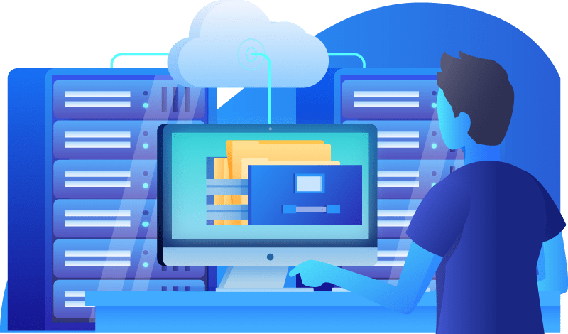 1X Hosting Illustration 02